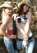 girls guns fun and more