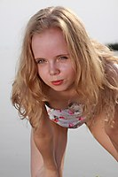 Cute girl ANGIE beach fotoshooting 4