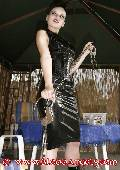 latex and high heel gothic lesbian femdom action 9