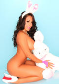 Nina Mercedes is a hot horny Easterbunny