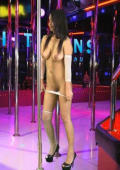 Thai GOGO girl dancing