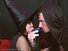 Jasmine and  Morgan Sex Fantasies of Real People 2