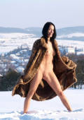 nude furry snowflake model